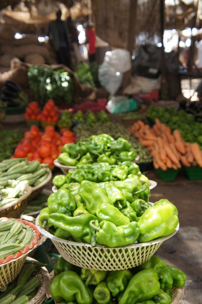 Sudanese market